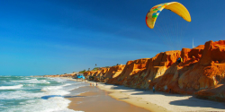 Private Tour to Canoa Quebrada Beach