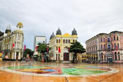 Private City Tour Recife & Olinda